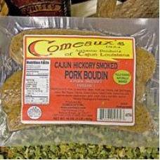Comeaux's Smoked Pork Boudin