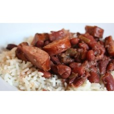 Comeaux's Red Beans, Tasso & Andouille